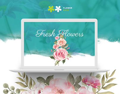 Flowermart - Ecommerce Website for Flowers and gifts