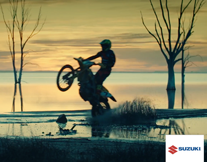 Co-Branding: Suzuki Elaion Moto Team