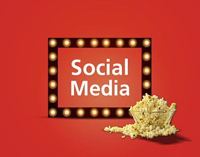 Social Media | 3 meals Restaurant