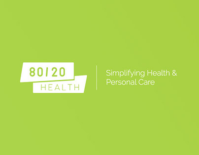 8020 Health | Visual Identity for TV Show
