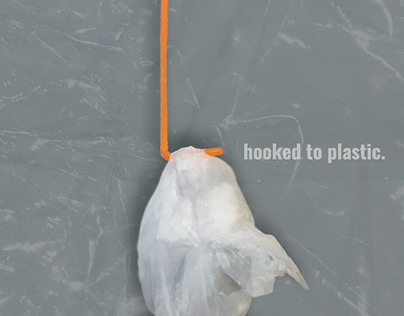 HOOKED TO PLASTIC