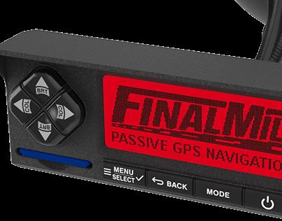 """""""FinalMile"""" Passive Navigation Concept"""