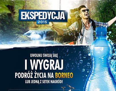 Żywioł od Żywiec Zdrój Expedition campaign