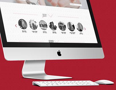IMMOBI: criação de site