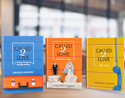 Book Covers for New Series on Relationships