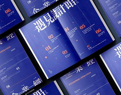 一本给设计师的画册&形式感