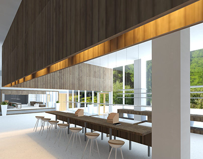 Experiential Retail Store - Interior Design - Dubai