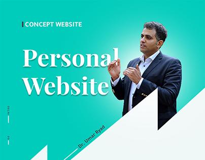Umar Ryad - Personal Website