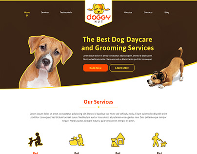 Doggy Hut Redesign