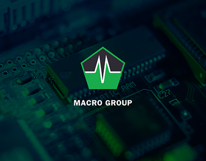 """Electronic Components Supplier """"Macro Group"""""""