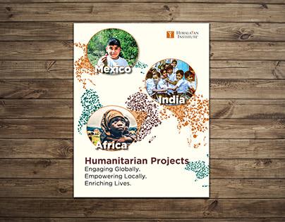 Humanitarian report booklet