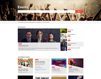 Events Front-Page - Virtualtourist.com