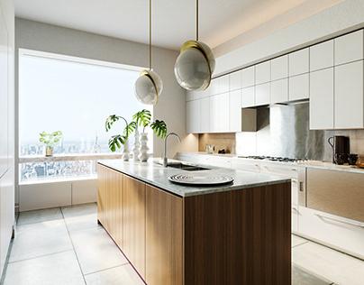 432 Park Avenue kitchen project.