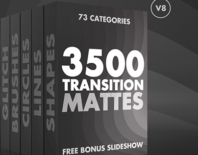 Ultimate Transition Mattes Pack v8, CandyMustache
