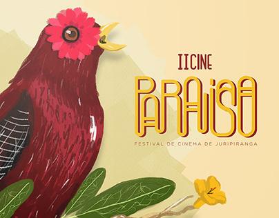 II Cine Paraíso - Festival de Cinema de Juripiranga