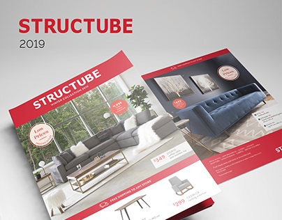 Structube | Winter 2019 Flyer