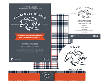 VIP Invitation to Preakness Stakes