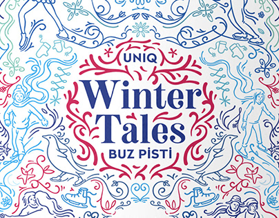 Winter Tales Ice Scating Ring