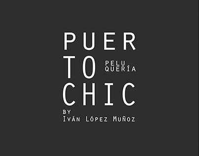 BRANDING | puerto chic peluquería