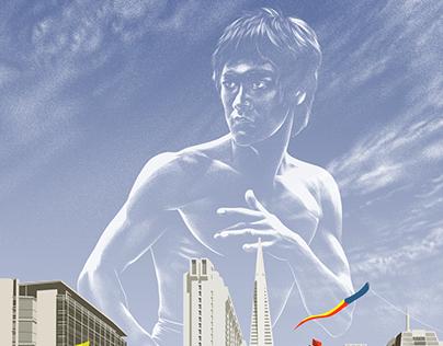 Bruce Lee: Spirit of the Dragon