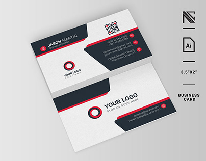 10 Corporate Business Card Design