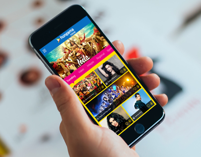 Hungama 54646 Music App