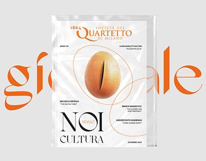 Società del Quartetto di Milano - Magazine