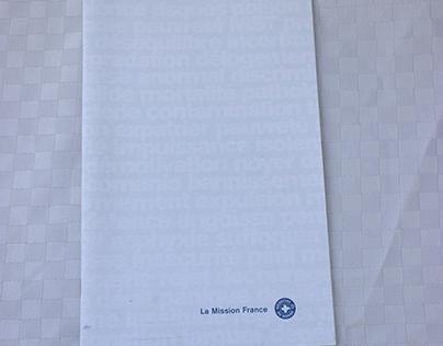 Brochure Médecins du monde