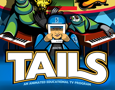 TAILS: Animated educational content
