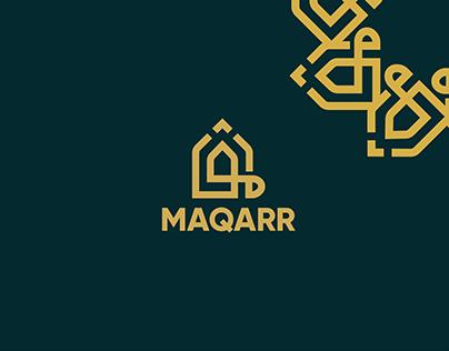 MAQARR Brand Identity