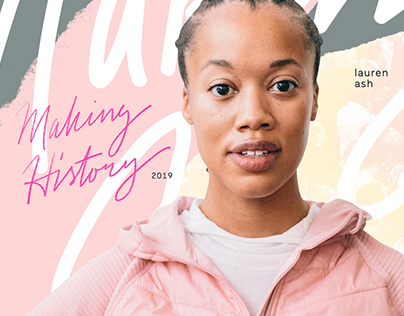 Making History | editorial series