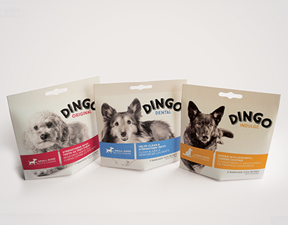Dingo Dog Treats