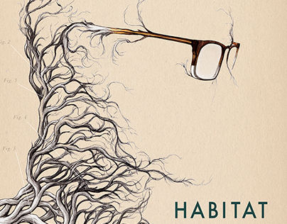 HABITAT Poster Illustration