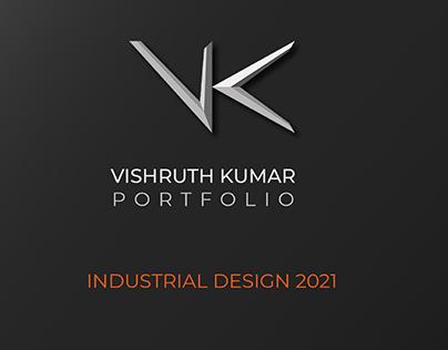 Industrial Design | Portfolio 2021