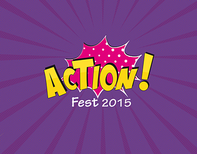 Action Fest! Diseño y edición de video