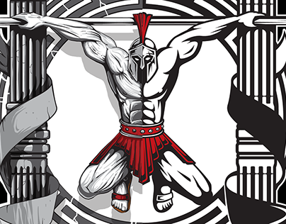 Logo for BARSTYLERS WORKOUT CLUB