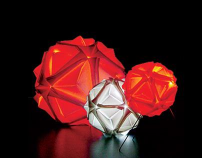 Fotografía / Lámpara-origami