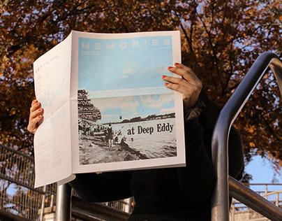 Memories: An Editorial for Deep Eddy
