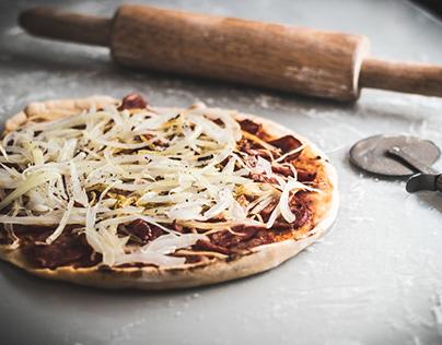 Pizza Tradicional Brasileira