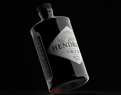 Hendrick's Gin - CGI