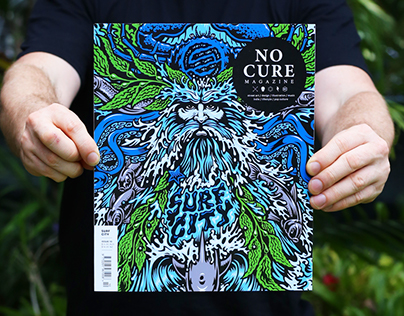 No Cure Issue 10 - Surf City