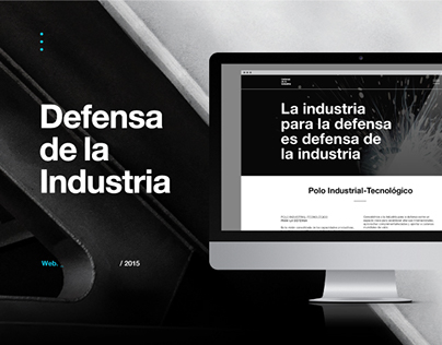 Defensa de la Industria / Web