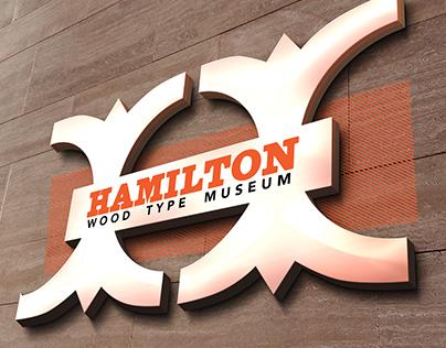 Hamilton Wood Type Brand Guide