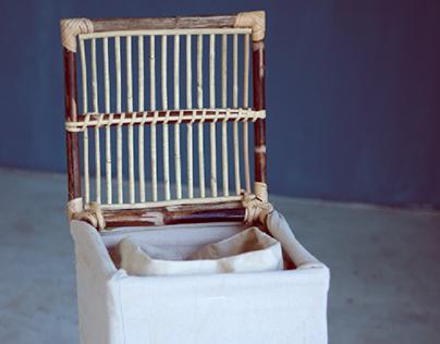 Product Shoot   Handmade Laundry bag