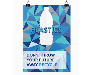 Series of Recycle Posters