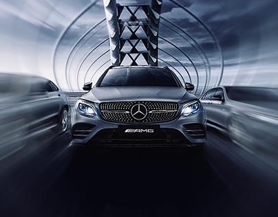 Mercedes Benz AMG 43
