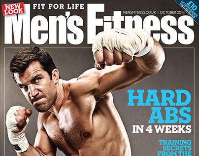 Men's Fitness Portfolio