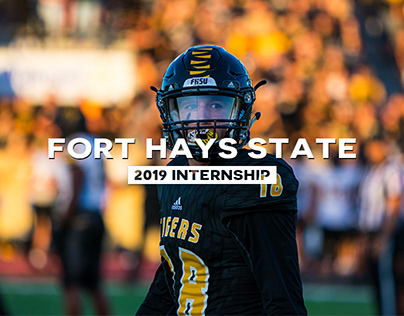 2019 Fort Hays State Athletics Internship