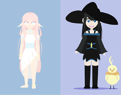 Vector Characters!