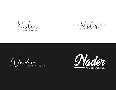 Nader Naderneja - Logo Design